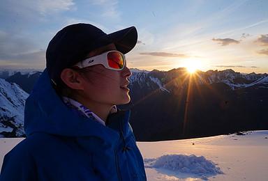 自由之巅 大玛雅5417米雪山攀登(全年定制)(6日行程)