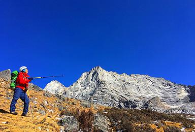 2021年行迹玄武峰攀登计划(6日行程)