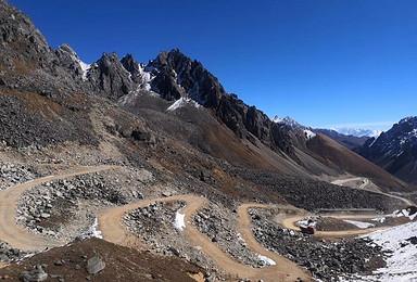 穿越丙察察环线 秘境独龙江 滇藏214 梅里雪山极限穿越之旅(10日行程)