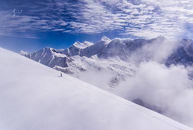 那马峰-贡嘎山卫峰-初级技术型雪山攀登首选(7日行程)
