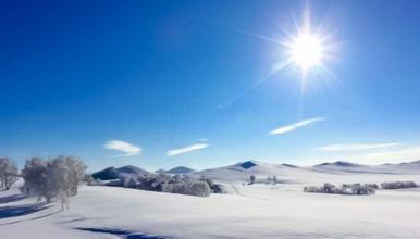 元旦乌兰布统 塞北雪乡-越野驰骋-马踏飞雪-冰雪童话-摄影游(3日行程)
