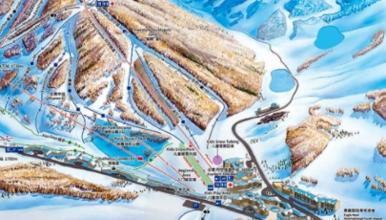 崇礼滑雪 银河·太舞·云顶·富龙·万龙 崇礼热门雪场(3日行程)