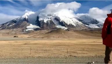 帕米尔的冬雪 塔里木盆地的冰与火  走入塔吉克(13日行程)