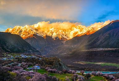 南迦巴瓦环线 林芝 雅鲁藏布大峡谷 那拉措徒步 14人小团(7日行程)