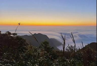 中国十大非著名山峰:湖南K2,韭菜岭轻装穿越(郴州西站集合)(3日行程)