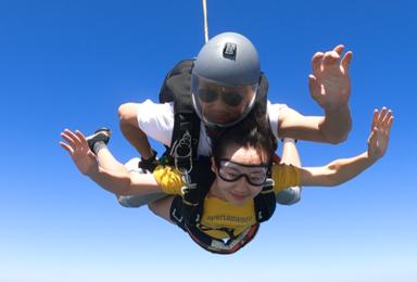 海南琼海博鳌海上跳伞[4000米高度+俯瞰琼海](1日行程)