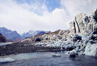 行走克勒青河谷 探秘绝美冰川 仰望乔戈里峰之巅(16日行程)