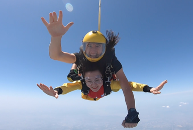 北京张家口高空跳伞[3000米高度+高清视频拍摄](1日行程)