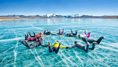 西藏全景拉萨 林芝山南 珠峰 纳木措 巴松措 拉姆拉措纯玩行(7日行程)