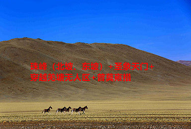 2020至2021冬游西藏 珠峰 圣象天门 羌塘 普莫雍措(5日行程)