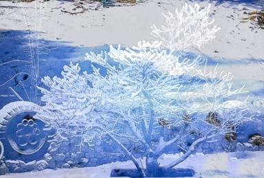 谷山雪村 京西第一冰瀑神泉峡 满足你对冰雪奇缘的所有(1日行程)