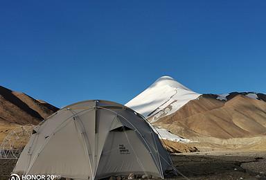 冬攀玉珠峰(6178米)2021年春节-远铭登山计划(10日行程)