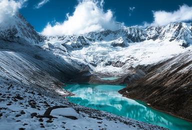 西藏羊湖 日托寺 普莫雍错 库拉岗日 白马林措 无人机随车(2日行程)