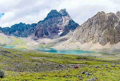 他念他翁,邂逅藏东南的秘境 雪山、花海、星空、海子群!(8日行程)