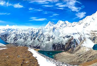 2021年冬 库拉岗日 行走.喜马拉雅-轻徒步(7日行程)