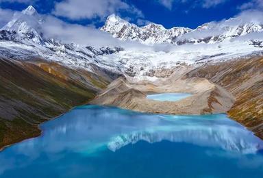 库拉岗日-西藏最经典的入门级徒步路线(无需露营-深度之旅)(7日行程)