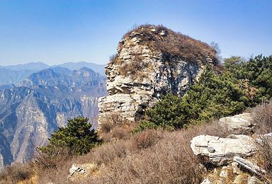 房山白云坨 驴行 13公里 B1 徒步登山活动(1日行程)