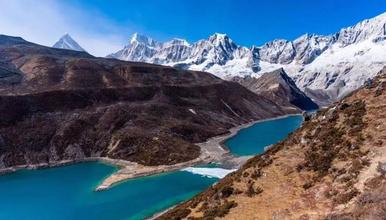 行走喜马拉雅 库拉岗日徒步 羊湖 普莫雍错 感受西藏的魅力(7日行程)
