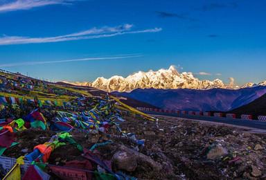 行走喜马拉雅 林芝 雅鲁藏布大峡谷 索松村 南迦巴瓦环线徒步(7日行程)