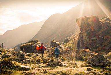 珠峰东坡-中国十大经典徒步线路之珠峰东坡嘎玛沟(13日行程)