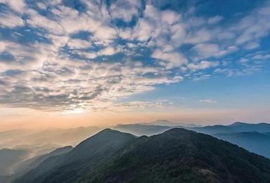 [广州第一峰]登从化天堂顶,问鼎羊城之巅(1日行程)
