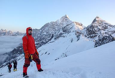 [大峰攀登]入门级雪山挑战 四姑娘山大峰攀登 1:2协作(3日行程)