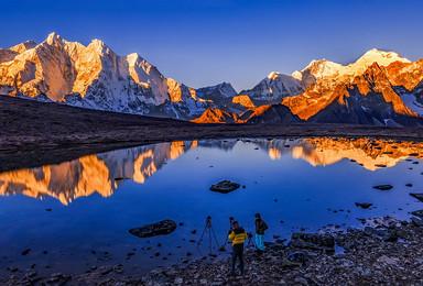 行走喜马拉雅 西藏珠峰东坡嘎玛沟徒步 14人小团(13日行程)