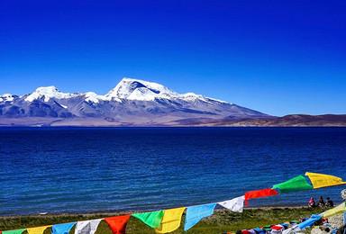 2021年 珠峰(北东坡)圣象天门 穿越羌塘无人区 普莫雍措(5日行程)