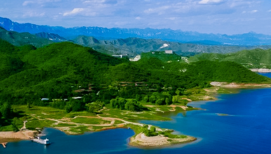 易水湖 北方小桂林-《赤壁》取景地-太行水镇休闲活动(1日行程)
