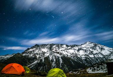 四姑娘山二峰懒人行,登雪山,看云海星空,用脚步丈量世界(5日行程)