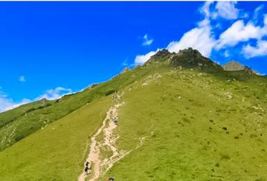 东灵山 下马威 登顶北京最高峰 腾云驾雾赏旷世之美(1日行程)