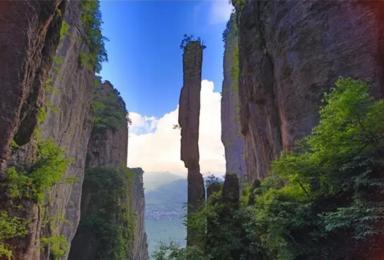 [诱惑恩施]恩施大峡谷+清江古河床+屏山峡谷+狮子关(5日行程)