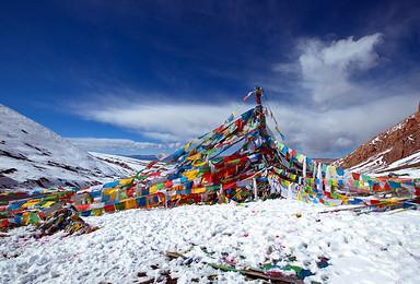 滇藏茶马 虎跳峡 哈巴雪山 梅里雪山 然乌湖 巴松措 拉萨(8日行程)