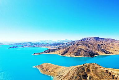 西藏 林芝 山南 拉姆拉措 桑耶寺 日托寺 羊湖 圣象天门(5日行程)