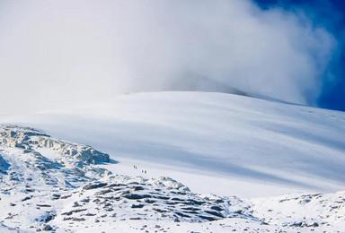 2021哈巴雪山5396米登山活动(5日行程)
