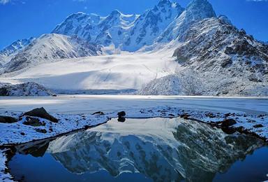 2021新疆·博格达峰5445米登山活动(10日行程)
