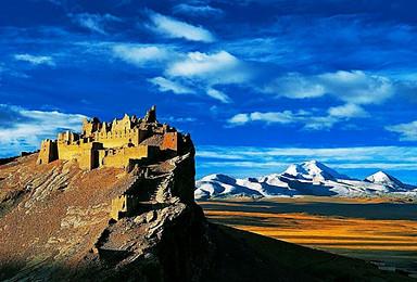 纵横藏疆: 川藏北线-大北线-新藏线-昆仑公路-独库公路穿越(23日行程)