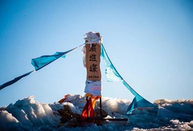 第三极攀登者·6010米西藏洛堆峰攀登活动(7日行程)