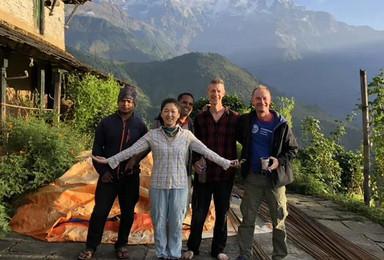 云中天堂 羊湖珠峰日喀则尼泊尔ABC徒步自由行(10日行程)