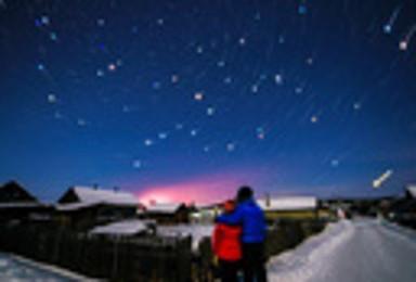祖国最北部冰点漠河 最冷北极村 最北北红村 圣诞村滑雪(4日行程)