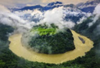 西藏拉萨 林芝 日喀则 雅鲁藏布大峡谷 纳木错 羊湖(9日行程)