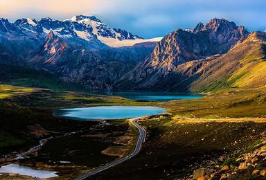 川藏线+滇藏线 亚丁+梅里雪山+然乌湖+来古冰川+巴松措(11日行程)