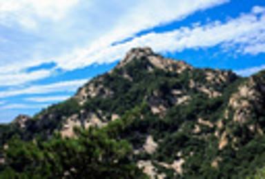 烟雨云蒙京郊小黄山 云蒙山青空岭 登山摄影 最美长城观景休闲(1日行程)