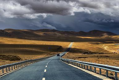 川藏线 墨石公园 然乌湖 米堆冰川 巴松措 羊湖快速进藏之路(7日行程)