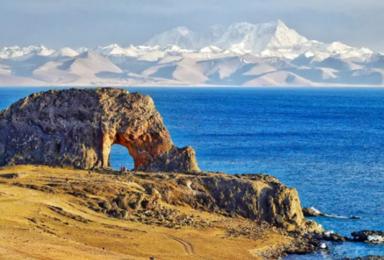 萨普转山 西藏萨普神山 圣湖 冰川 圣象天门轻装徒步7日(7日行程)