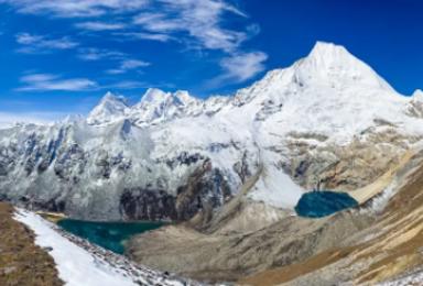 库拉岗日 西藏徒步线路 转神山,绕神湖,喜马拉雅库拉岗日雪山(7日行程)