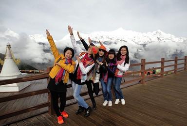 彩云之南丨丽江-香格里拉-梅里雪山-滇金猴森林公园-泸沽湖(7日行程)