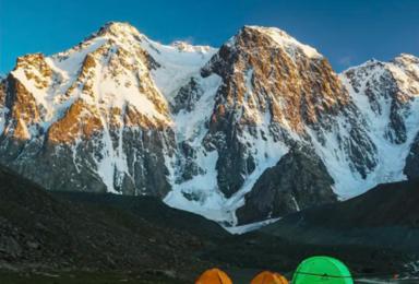 重装徒步 新疆博格达大环线探索 驻足天上之山 寻找圣山之魂(8日行程)