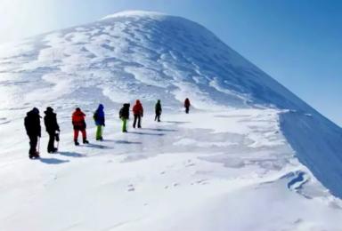 青海 玉珠峰(6000米级技术型雪山)2021年攀登计划(7日行程)