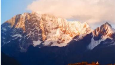 四川 四姑娘山大峰/二峰(5000米级)初级雪山攀登(1日行程)
